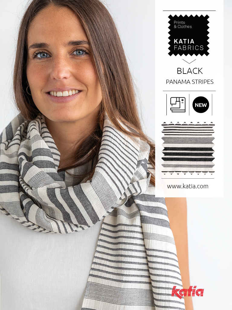 patrón gratis pañuelo rectangular