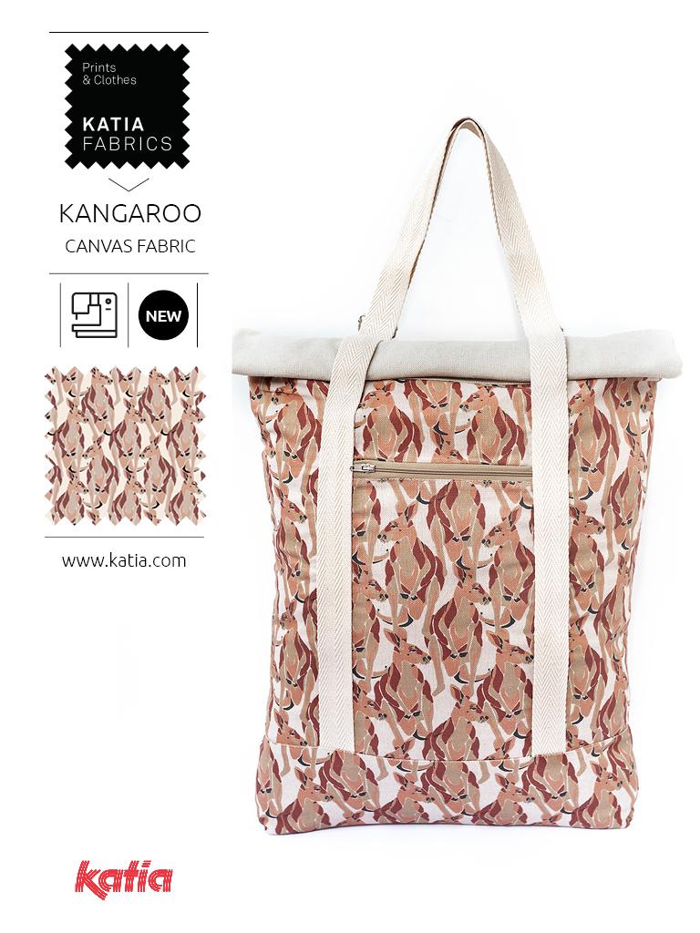 patrón gratuito de mochila