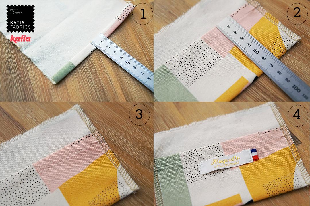 coser bolsillo interior