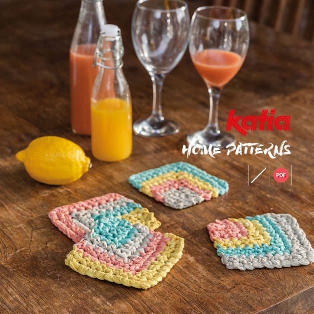 ideas de decoración a crochet