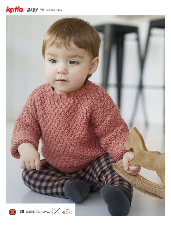 easy knitting baby patterns
