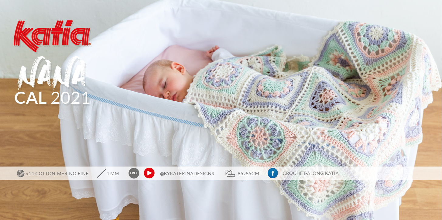 CAL Nana: Manta para bebé