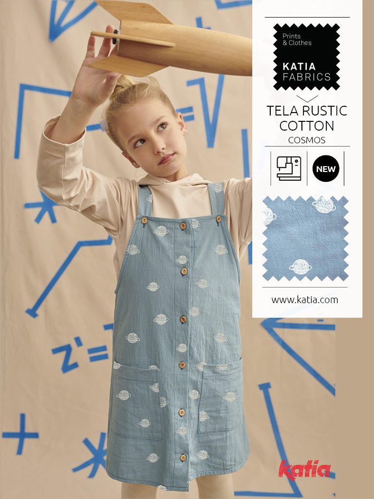 rustic cotton print