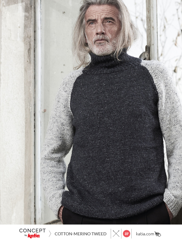 modern sweater pattern