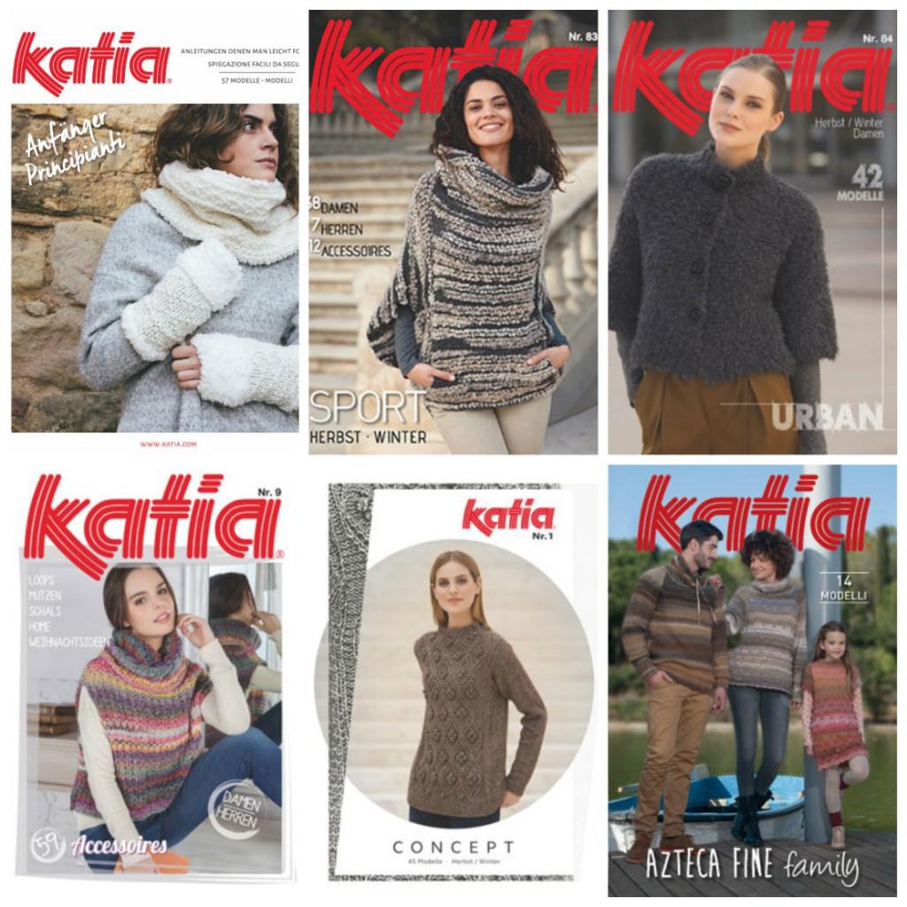 Disponibile in #italiano Donna Principianti 4, Donna Sport 83, Donna Urban 84, Donna Accessori 9, Donna Concept 1 e Speciale Azteca Fine 1.