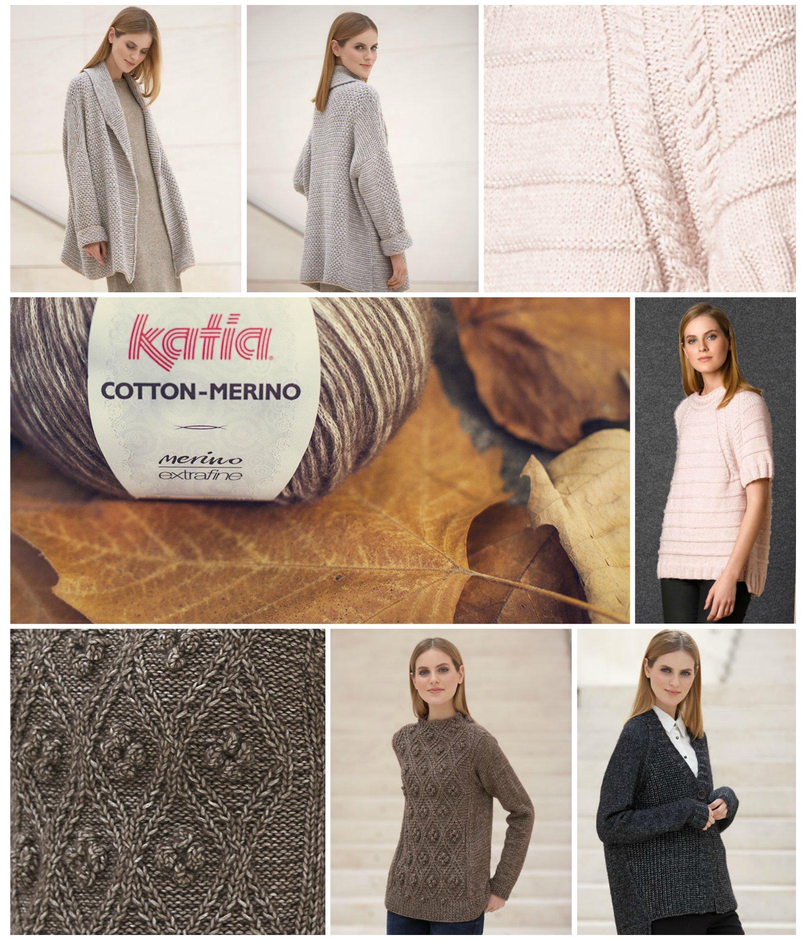 Katia Concept 45 Modelli Ai Ferri Con Una Differente Concezione