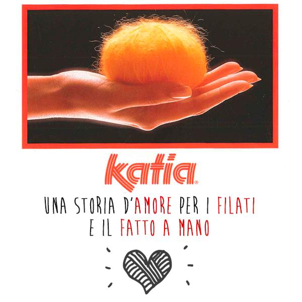 65 anniversario Katia: una storia d'amore per i filati