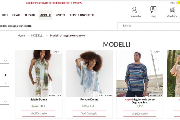 scarica modelli in italiano