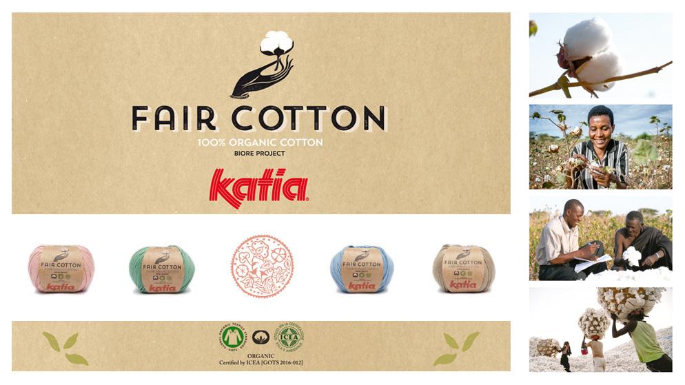 Primavera Estate 2017: Fair Cotton