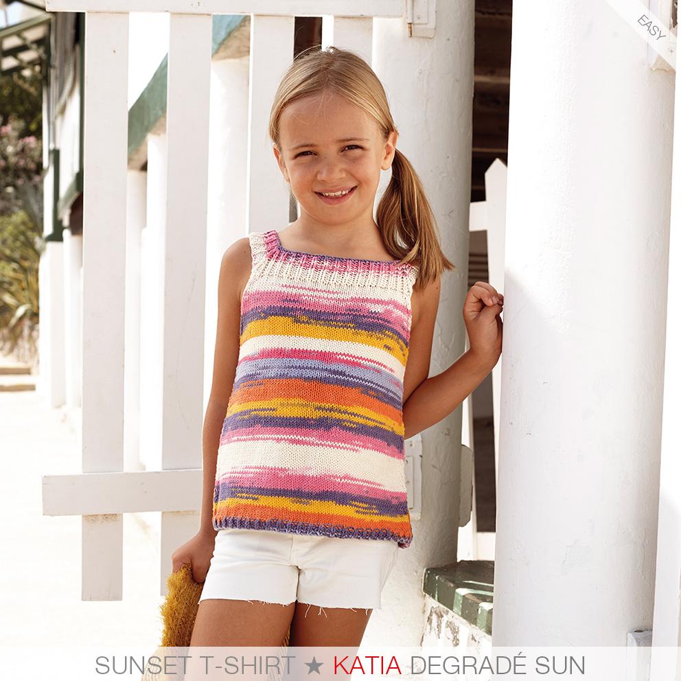 Modelli A Maglia Per Bambina Più Semplici Presenti In Katia Bambini 81