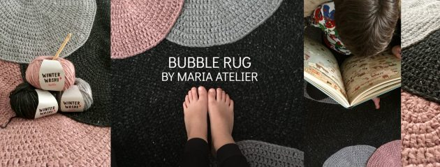 Tappeto Bubble
