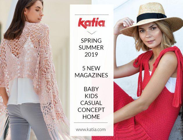 riviste di modelli Katia