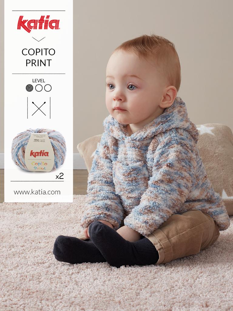 Filato Baby stampato