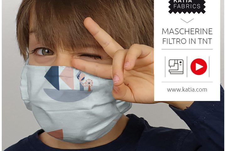 Cucire mascherina