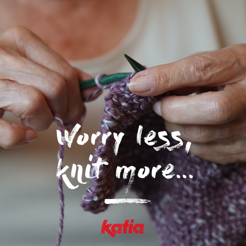 lavoro a maglia abbassa la pressione sanguigna