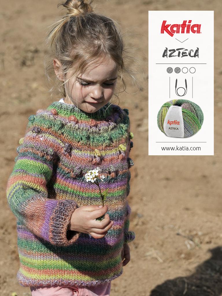 maglione con noccioline