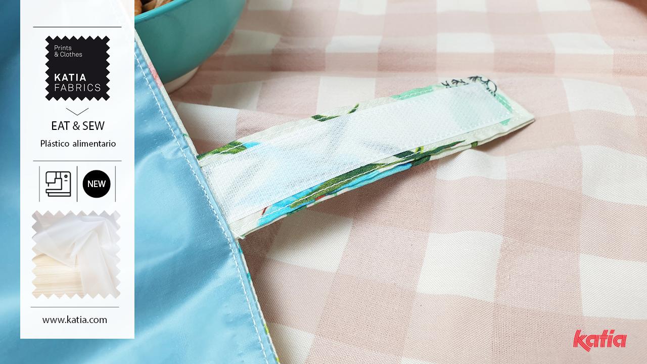 tessuto di plastica per alimenti
