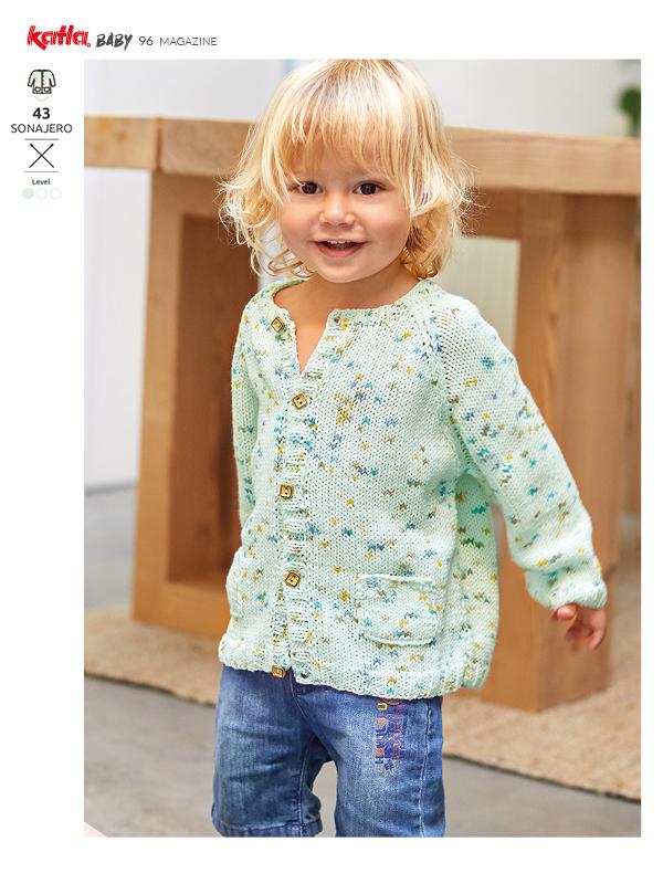 maglia da bambino