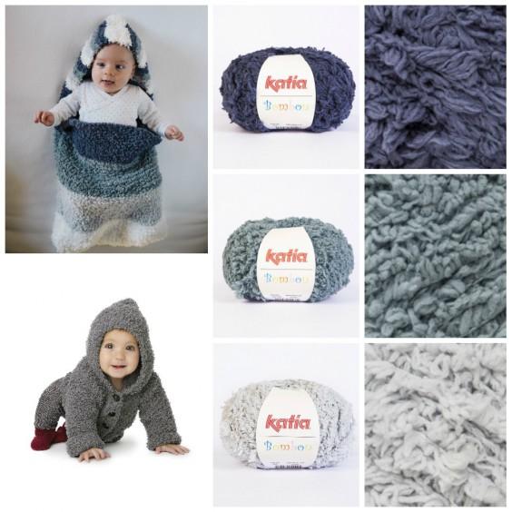 lanas-katia-bombon-bebe-saco-abrigo