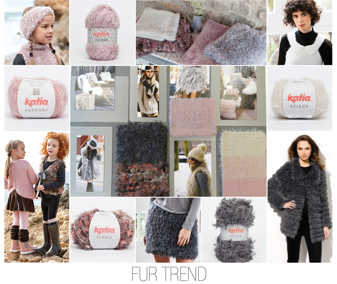 2017 aw fashion trend - Nieuwe Collectie Katia Herfst Winter 2016 2017 Pure