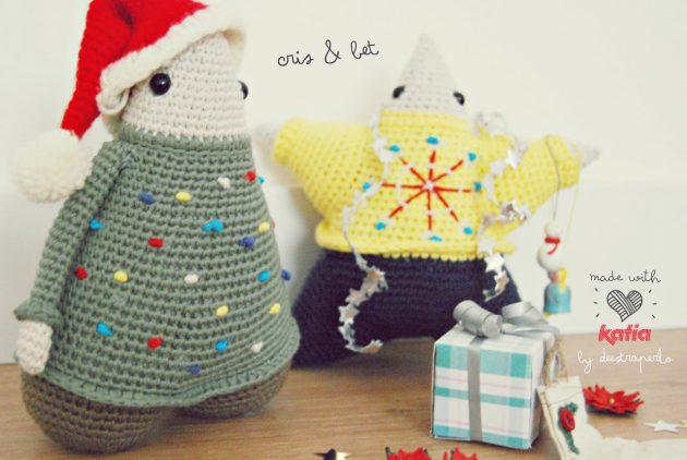 Kerstster Archieven Katia Blog Garens En Stoffen