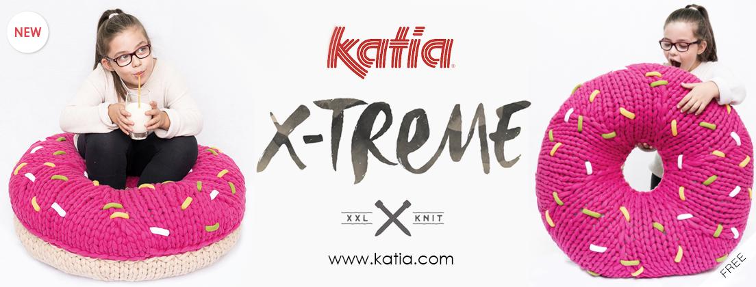 Donut Xxl Brei Groot Met Katia X Treme Het Is Enorm Lief En Sponzig