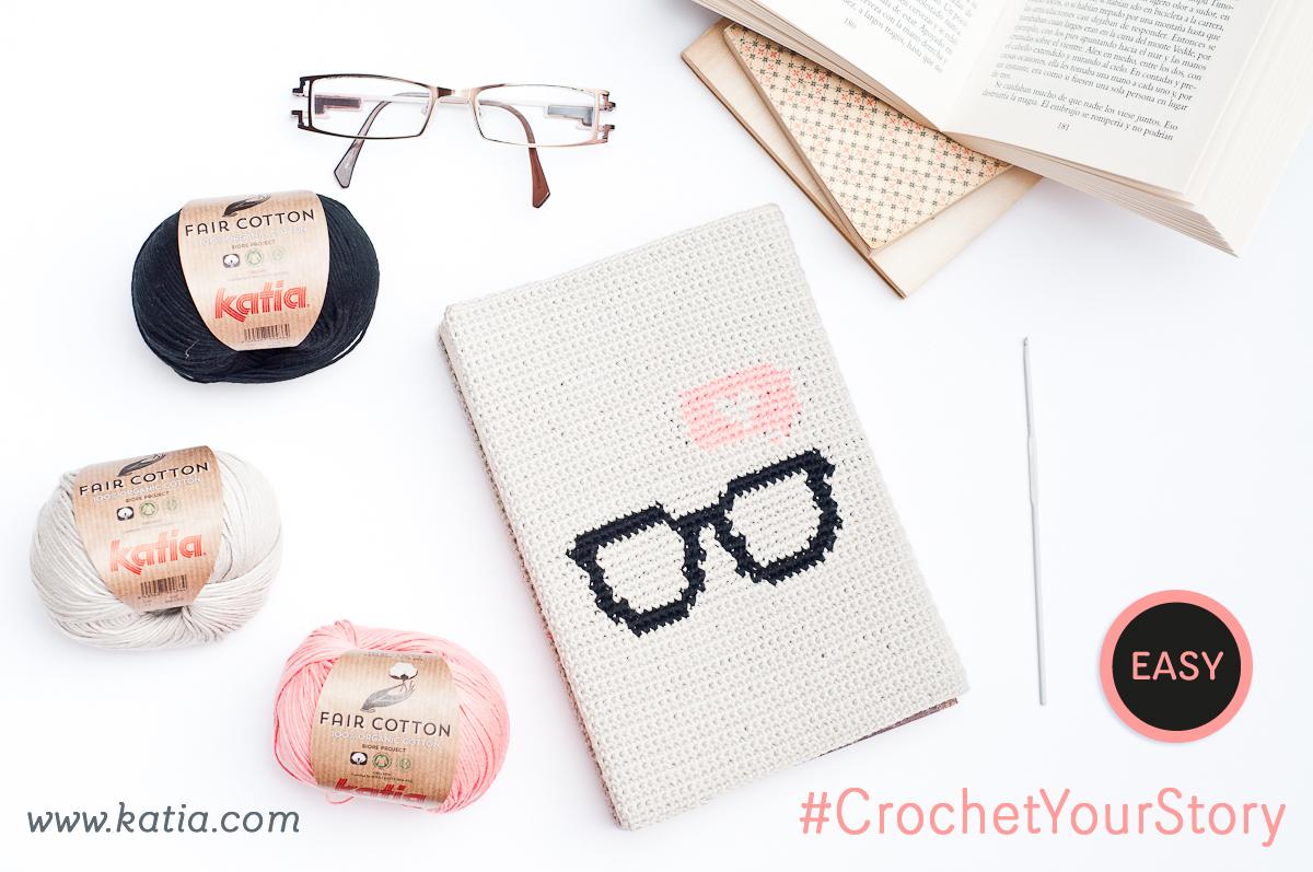Tapestry Haken Met Onze Gehaakte Crochet Your Story Boekenkaft