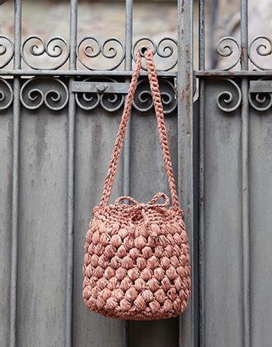 dames tasje haken breien - patronen voor Moederdag