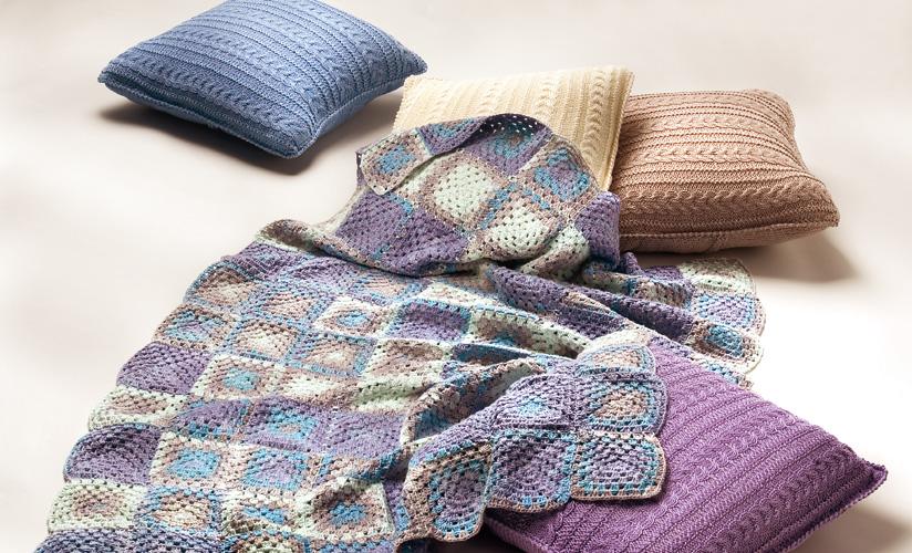 deken haken breien - patronen voor Moederdag