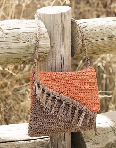 tasje voor moederdag haken breien - patronen voor Moederdag