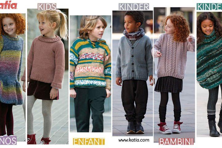 patronen voor kinderen - back to school - breien voor kinderen