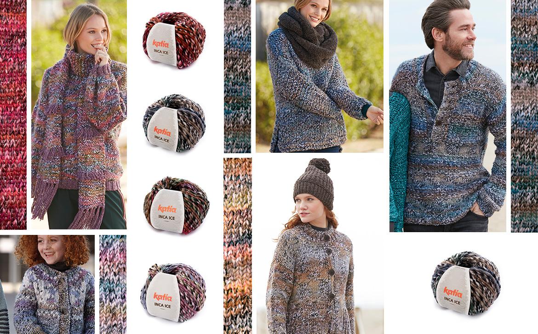 Nieuwste herfst- en wintercollectie Katia Garens