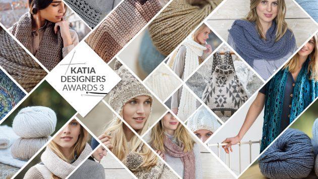 Katia Designers Awards - stuur je ontwerp in 5