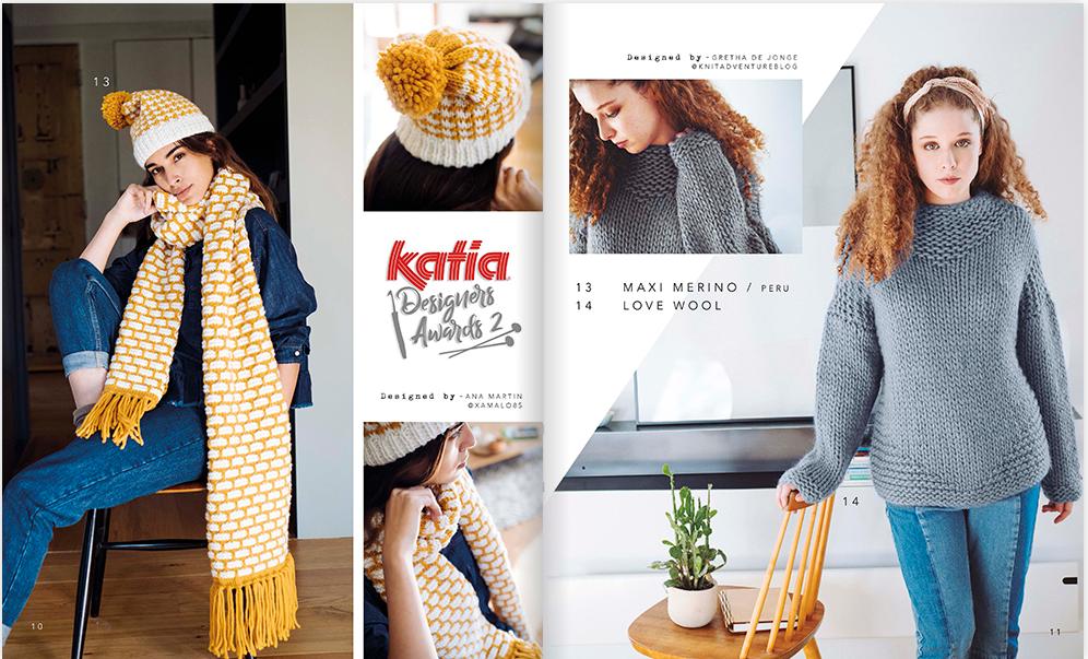 Katia Designers Awards - stuur je ontwerp in1