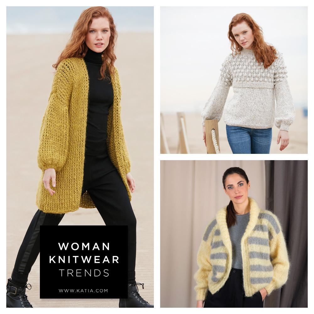 De catwalk op je naald: 5 modetrends die je deze herfst/winter niet mag missen
