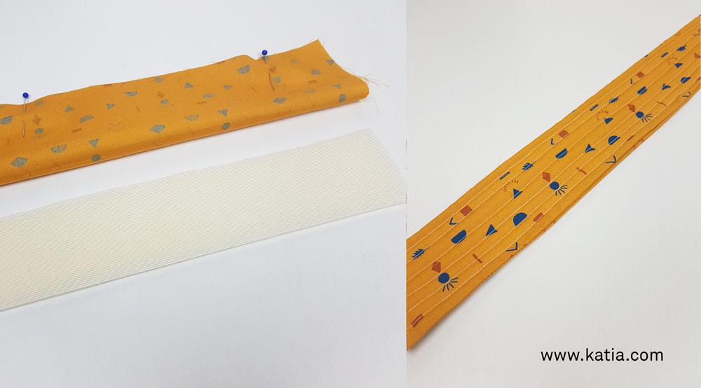 Dinosaurus snoeptas naaien - gratis naaipatroon en uitleg van Katia10