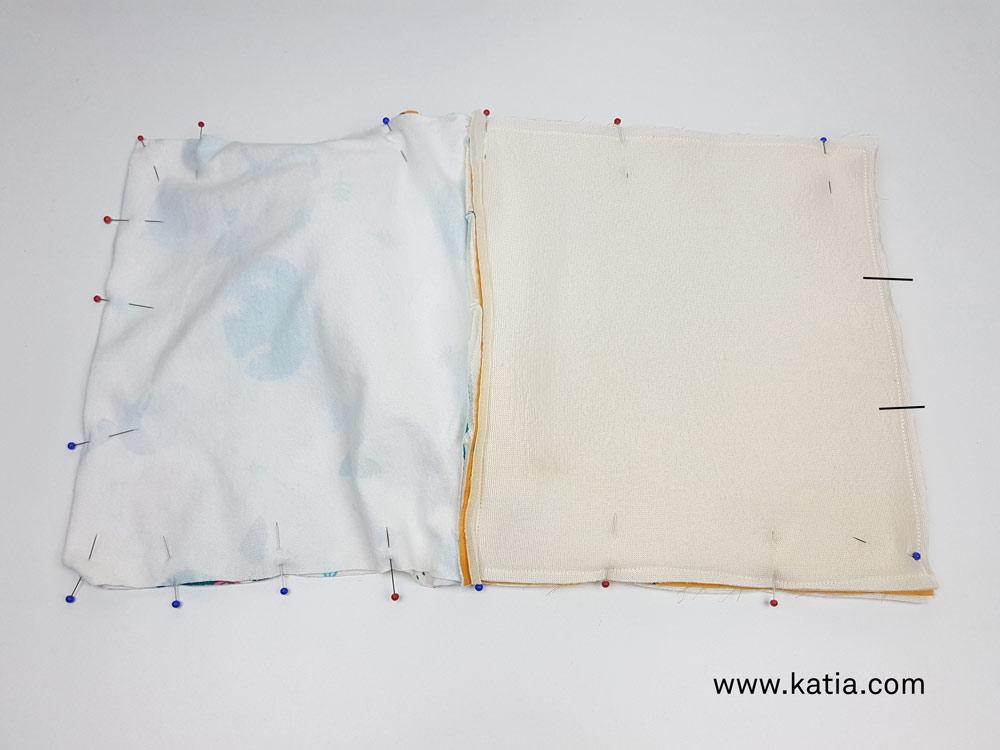 Dinosaurus snoeptas naaien - gratis naaipatroon en uitleg van Katia7