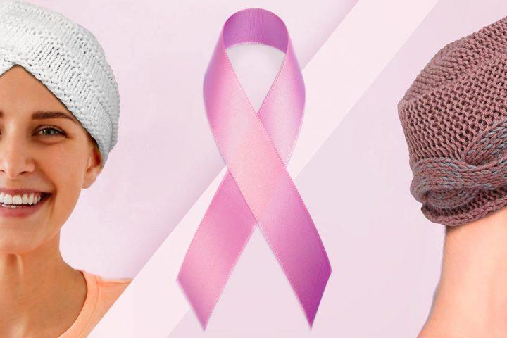 Tulband breipatronen - speciale ontwerpen voor kankerpatienten