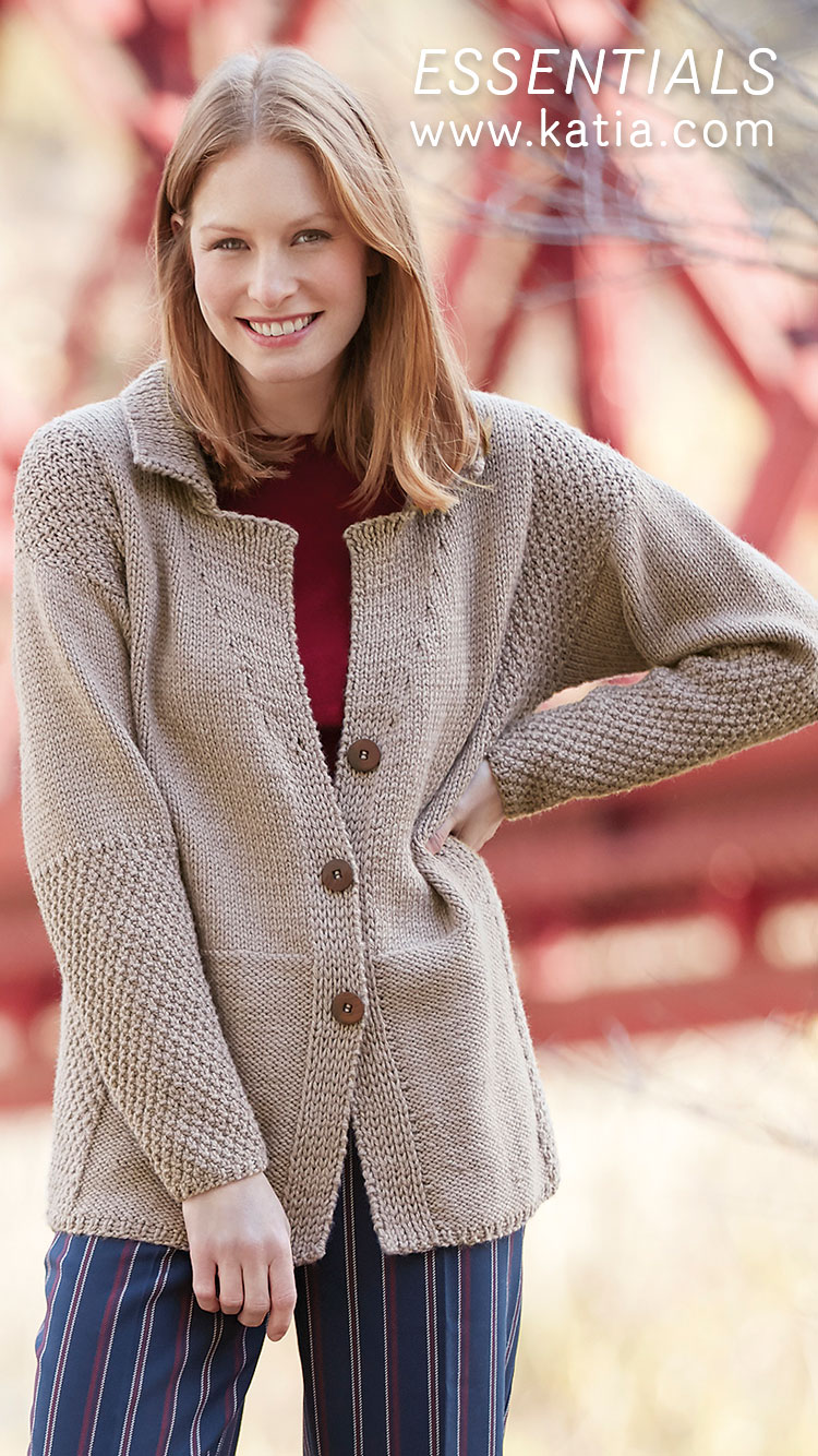 Gebreide truien - katia essentials - geschiedenis
