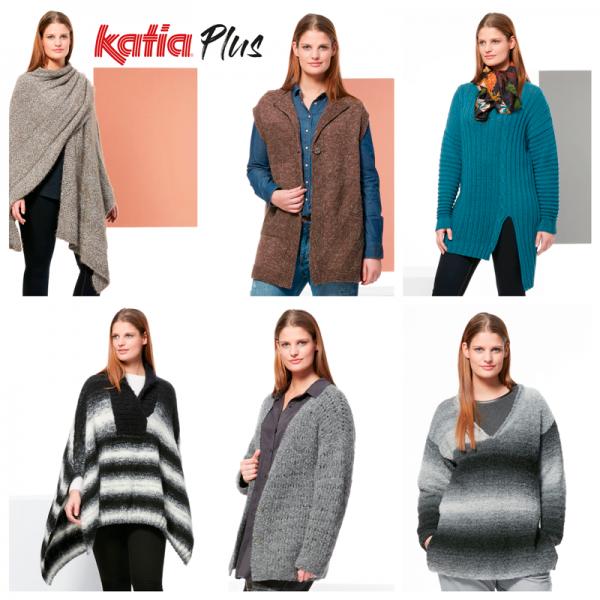 Katia Plus Size breipatronen