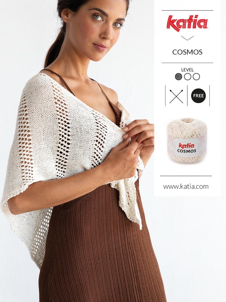 Katia - nieuwe garens - lente/zomer 2019 collectie