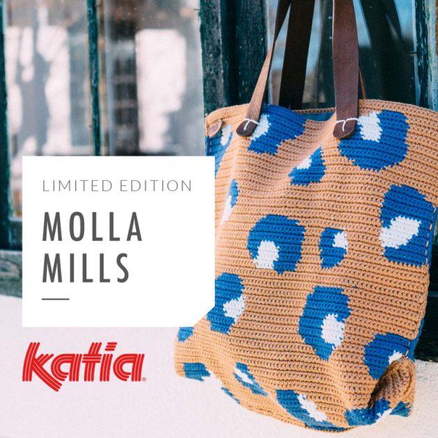 Molla Mills - 7 geometrische tapestry haakpatronen - Limited Edition