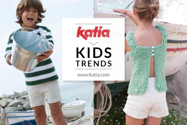 gebreide en gehaakte kindermode trends zomer 2019