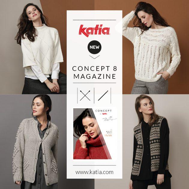 Concept by Katia - nieuwe herfst- en wintercollectie 2019 - 2020