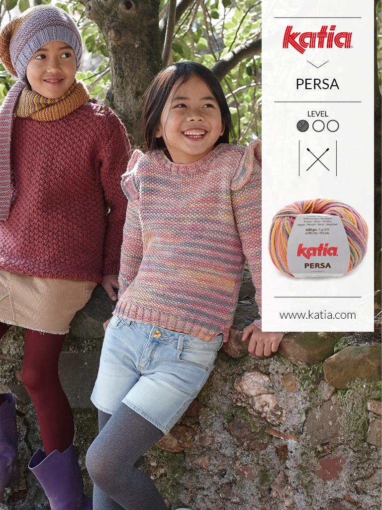 4 gebreide kindermode trends die je eenvoudig kan breien dankzij Katia  tijdschrift Kids 91 - Katia Blog Garens en Stoffen