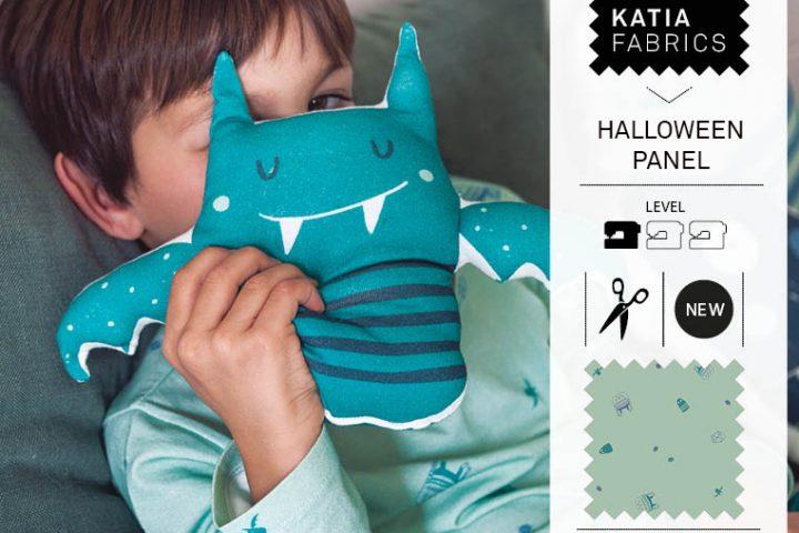 Halloween - leer een monsterkussen naaien