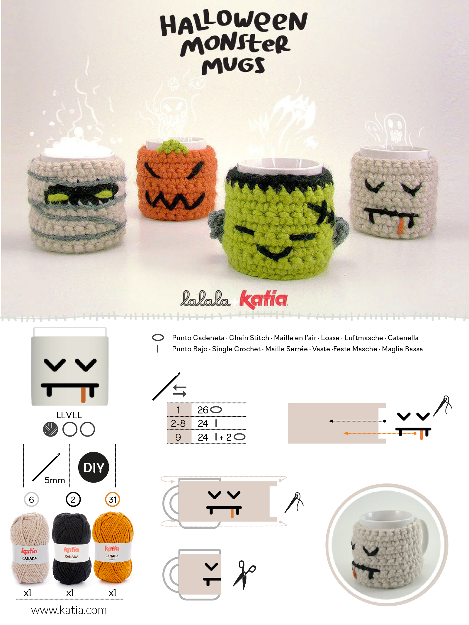 Halloween mok - dracula