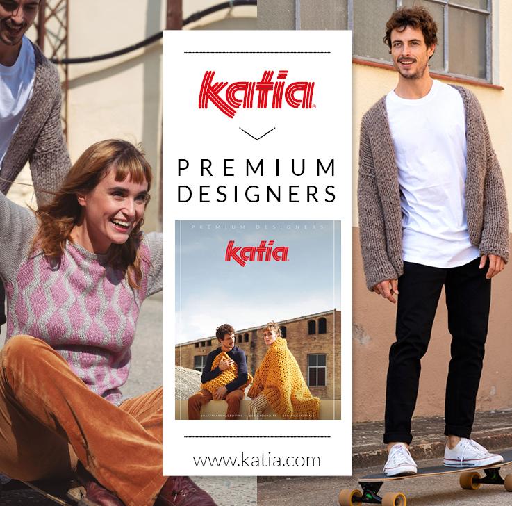 Katia Premium Designers Magazine