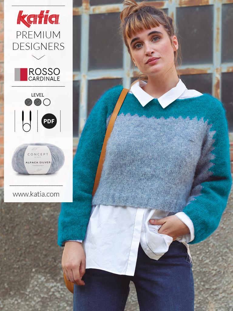 Rosso Cardinale Katia Premium Designers Magazine
