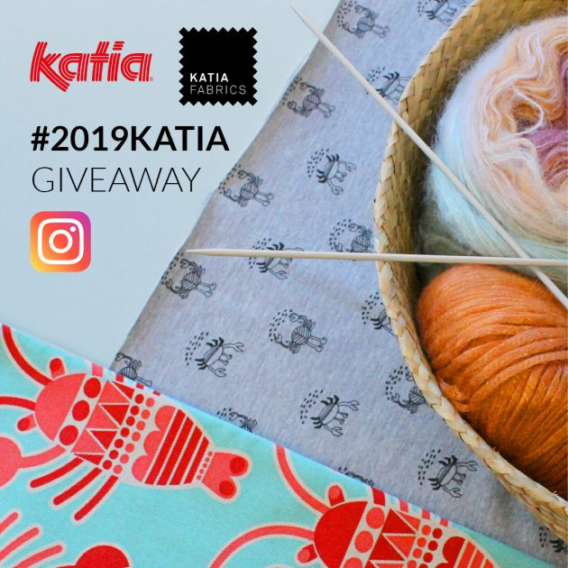 Made with Katia giveaway 2019